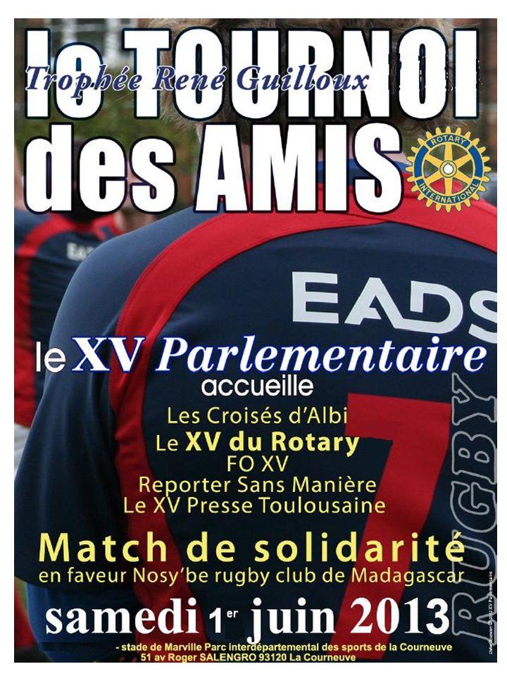 Pour nous contacter rotaryrugby@gmail.com https://sites.google.com/site/rugbyrotaryfellowship/ Jérôme STEFANELLO mob 0608715939 Jacques-Louis GUITTON mob 0611689117 Eliott TESTON mob 0610962844 Nous comptons sur vous.