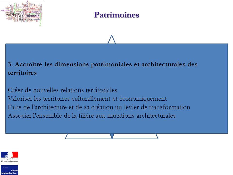 Patrimoines 3.