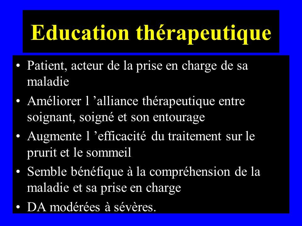 Education thérapeutique Patient, acteur de la prise en charge de sa maladie Améliorer l alliance thérapeutique entre soignant, soigné et son entourage