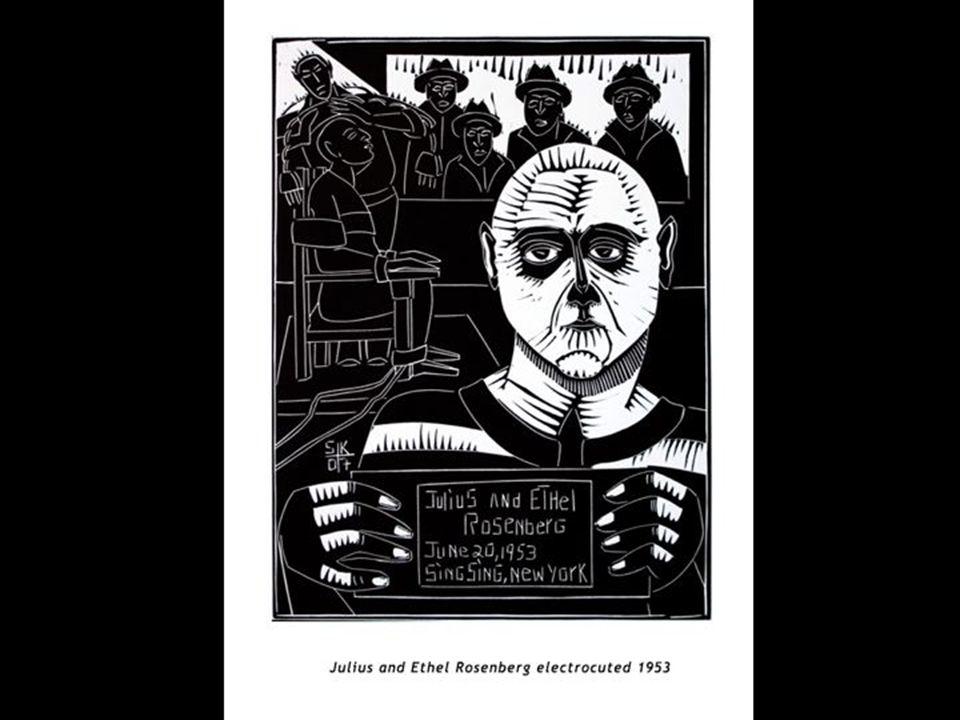 Lhistoire des Rosenberg est bien connue.