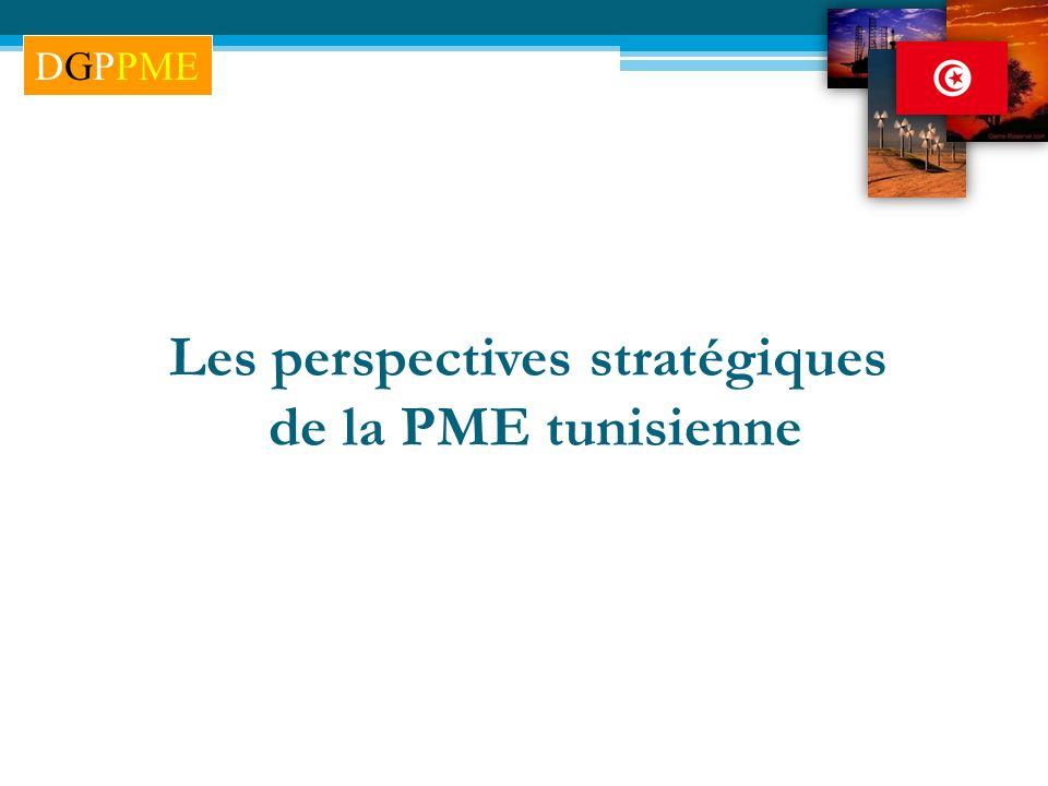 Les perspectives stratégiques de la PME tunisienne DGPPME