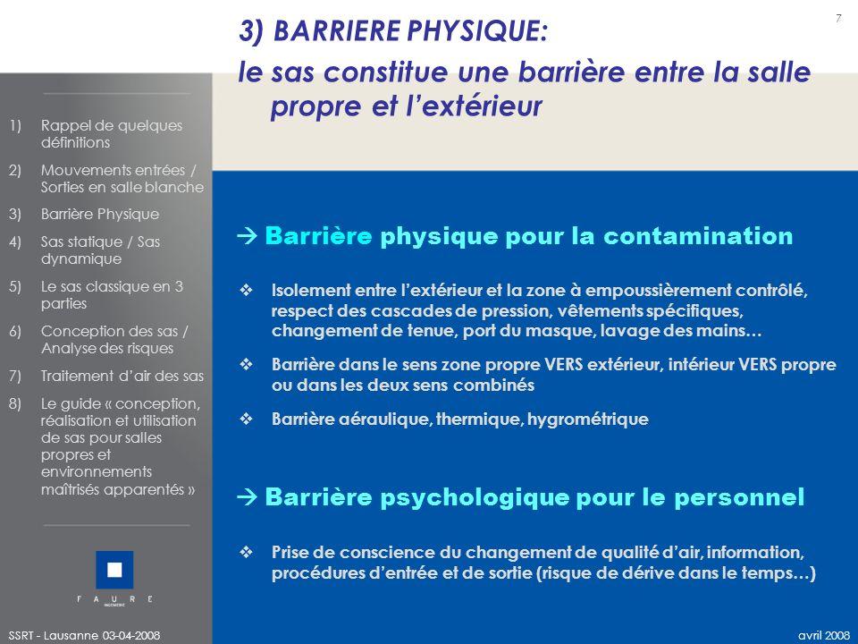 www.faureingenierie.com EN ATTENDANT LA SUITE DE LA JOURNEE, MERCI DE VOTRE ATTENTION ET PLACE AUX QUESTIONS Jean Marie REINWALT Port.