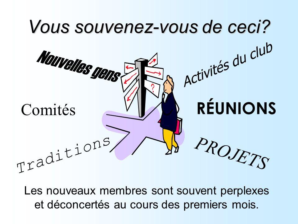 Formation des mentors (suite) Le président du comité de recrutement… prévoit la formation du candidat; choisit l endroit approprié.