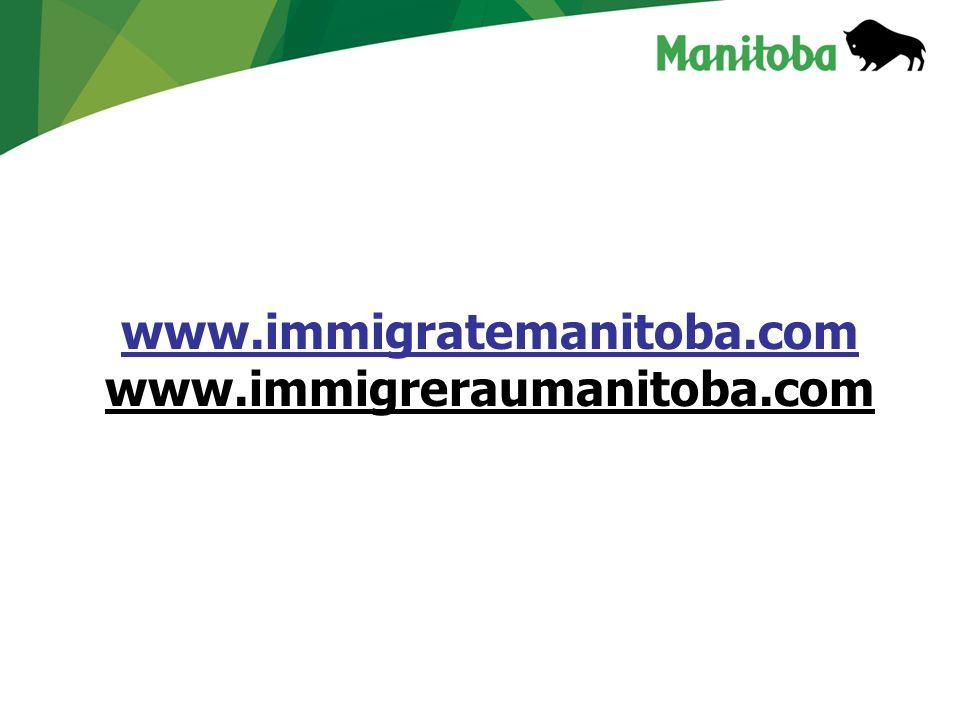 www.immigratemanitoba.com www.immigreraumanitoba.com