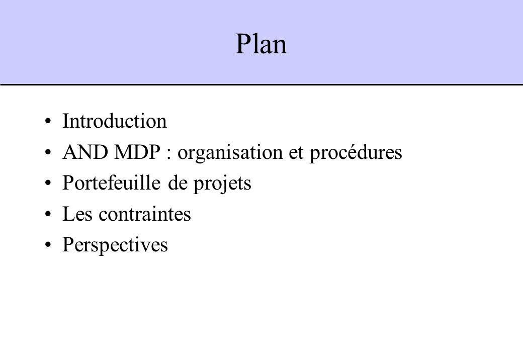 Durabilité de lAND MDP : –Besoin dun RC des membres de lAND MDP; –Fonctionnement du CN MDP : implication plus forte des membres du CN-MDP; besoins matériels; –Dans le cadre des MEs, les pays visés à lAnnexe 1 francophones peuvent apporter un appui pour fournir une assistance technique à lAND MDP pour laider à évaluer les NIP et les DCP.