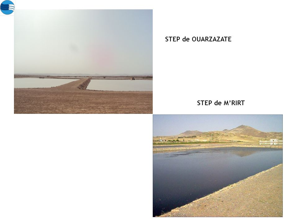 STEP de OUARZAZATE STEP de MRIRT