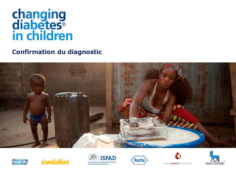 Presentation title Confirmation du diagnostic
