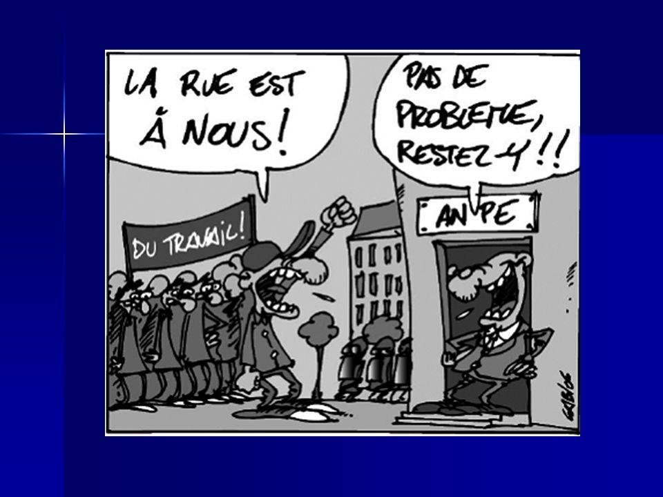 Le chomage: aux Etats-Unis et en France Le chomage: aux Etats-Unis et en France
