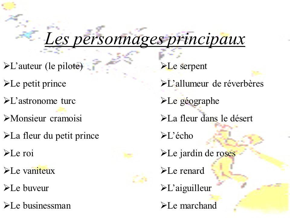 Lauteur sappelle Antoine de Saint-Exupéry est né à Lyon, France le 29 juin 1900 a écrit dautres romans: Courrier sud, Terre des hommes, Vol de nuit, P