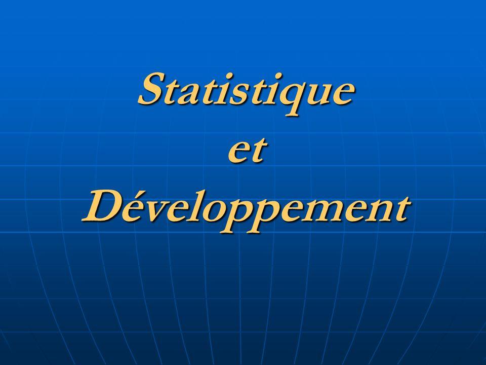 StatistiqueetDéveloppement