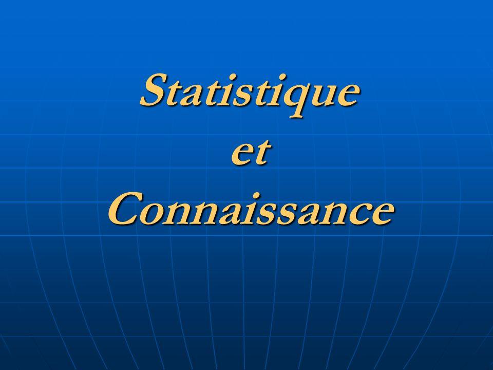 StatistiqueetConnaissance