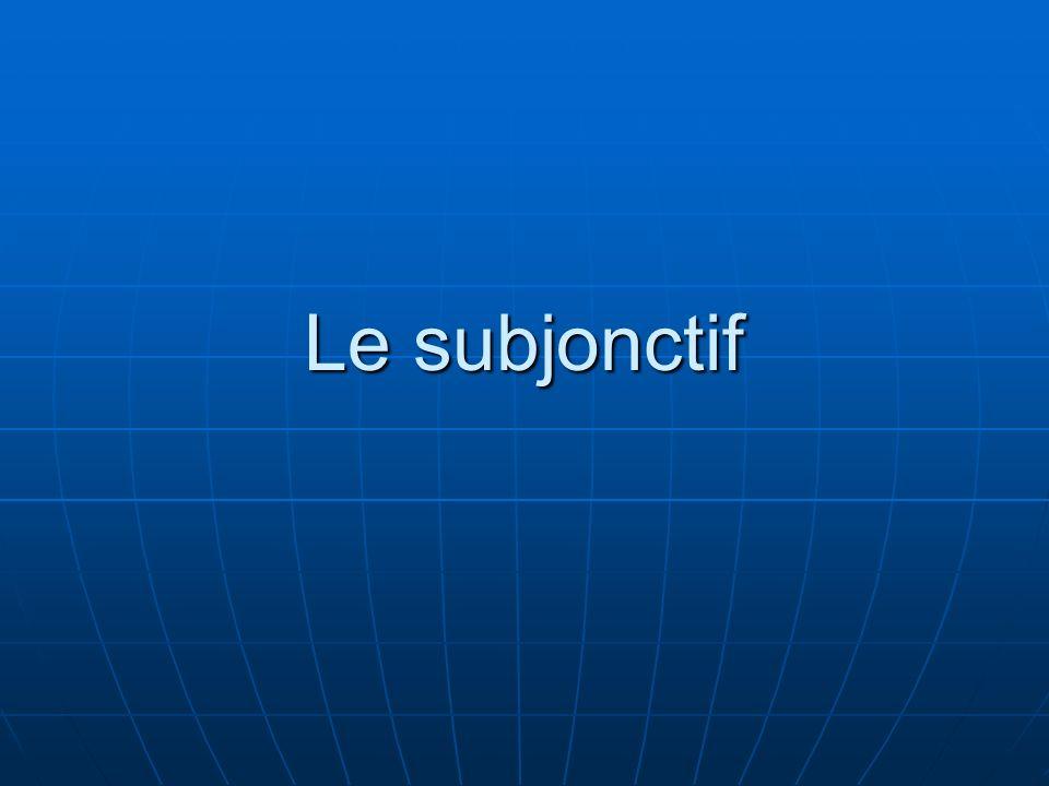 Cest un mode.(indicatif, conditionnel, impératif, subjonctif) Cest un mode.