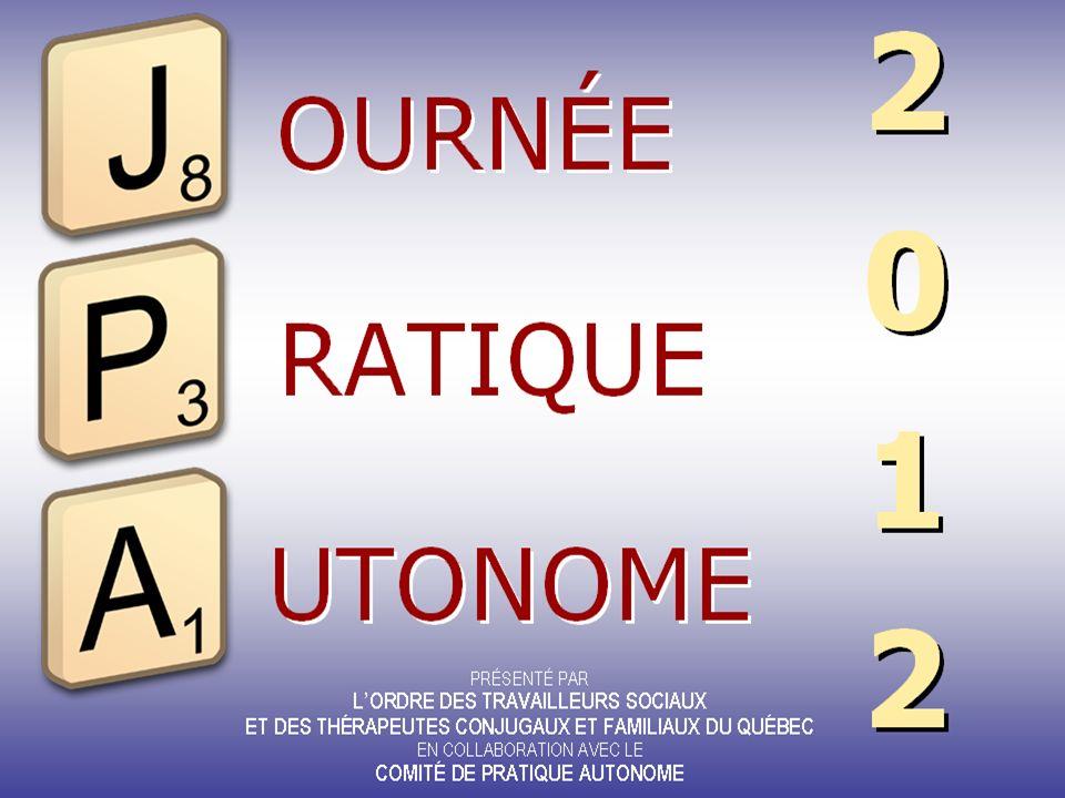 Références : OPTSQ (2007).