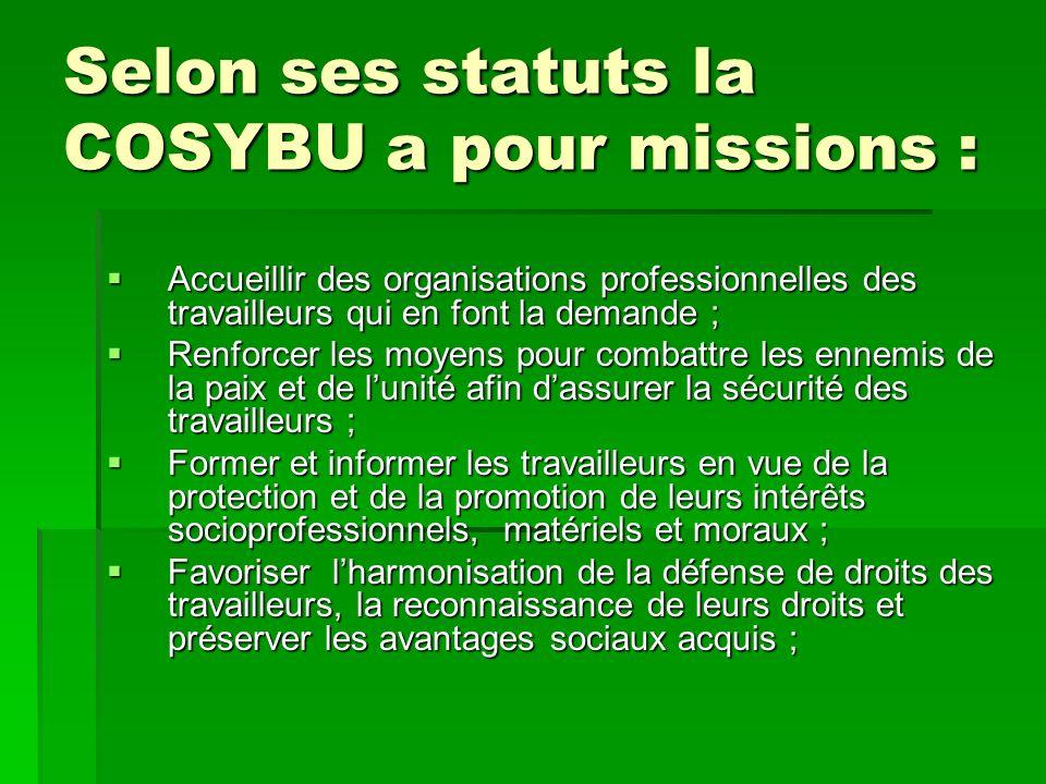 Missions (suite).