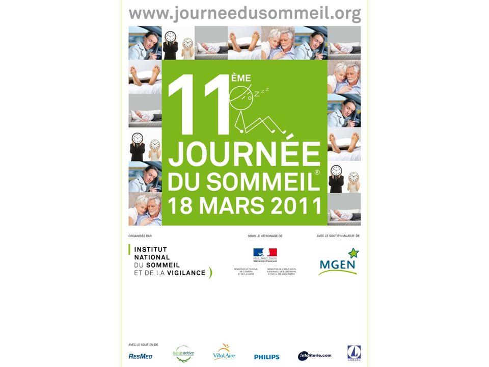 2 Enquête INSV / MGEN « La somnolence au quotidien » - 2011 2
