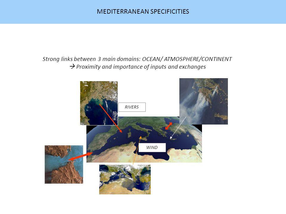 2012 2013 2014 3- Feb- April: HYMeX / MERMeX 2- Autumn: HYMeX / MERMeX 1- Stratification period: MERMeX** / with CHARMeX GEOTRACES/MERMeX// (SOLAS).