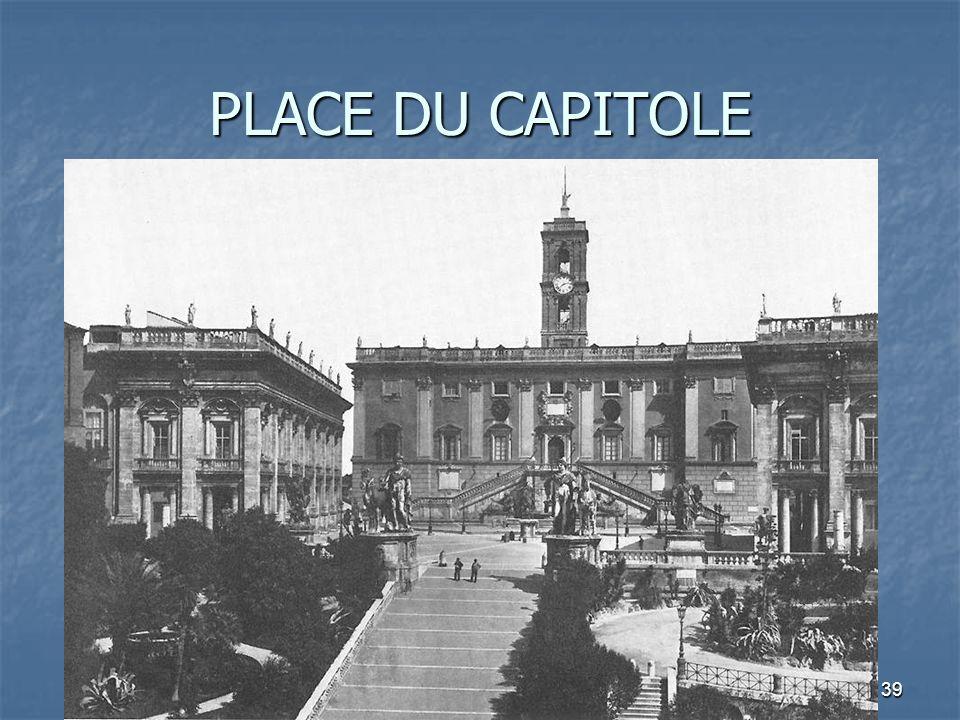 39 PLACE DU CAPITOLE