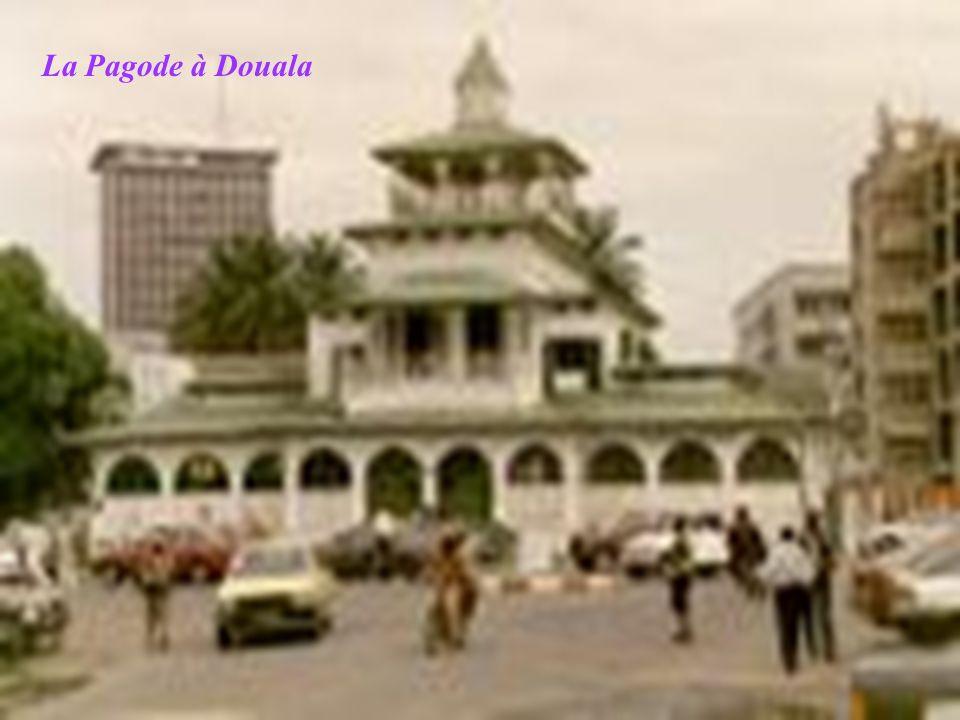 La Pagode à Douala