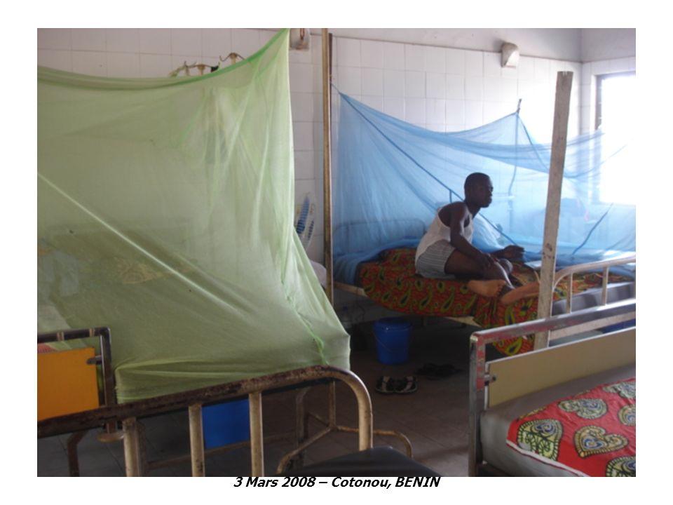 3 Mars 2008 – Cotonou, BENIN 20