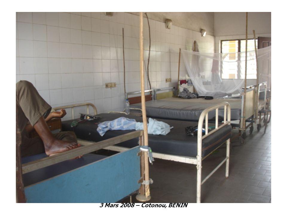 3 Mars 2008 – Cotonou, BENIN 22