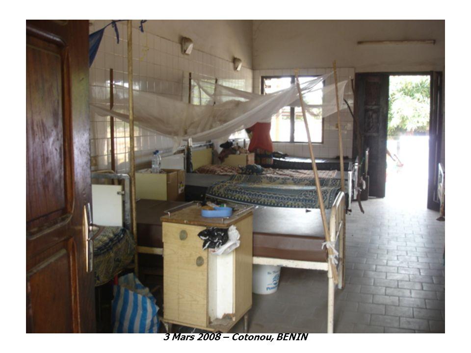 3 Mars 2008 – Cotonou, BENIN 23