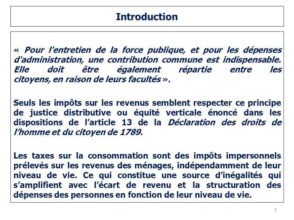Introduction Le système fiscal sénégalais comprend 1 impôt général sur la consommation (TVA) et 7 taxes spécifiques (tabac, café, thé, cola, boissons gazeuses et boissons alcoolisées, corps gras alimentaires et produits pétroliers).