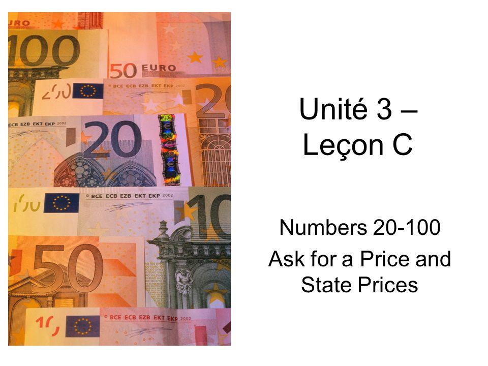 Enquête culturelle – pg.81-82 Service compris = tip is included in bill.