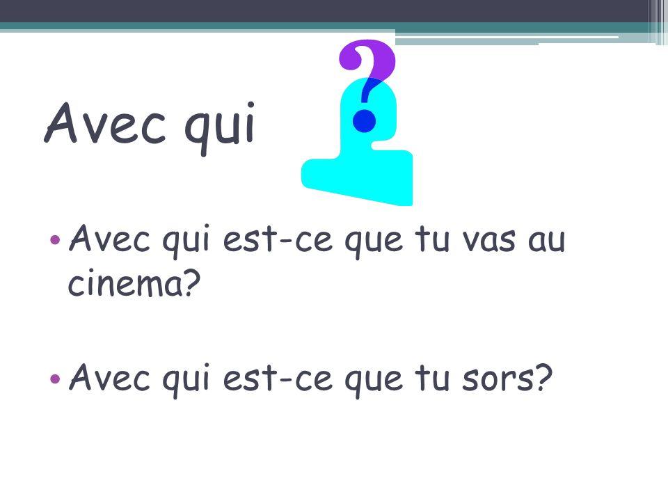 De plus… Comment tappelles-tu? Ça va? Quel âge as-tu? Quand est ton anniversaire?
