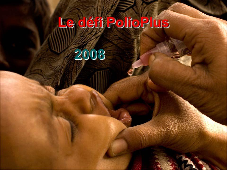 2008 Le défi PolioPlus