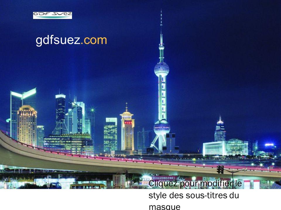 13 Cliquez pour modifier le style des sous-titres du masque gdfsuez.com