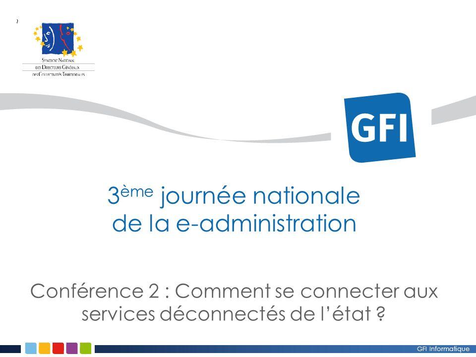 GFI Informatique Présentation de GFI
