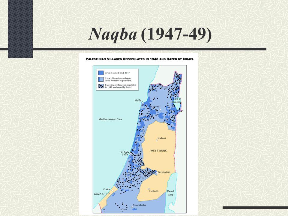 Naqba (1947-49)