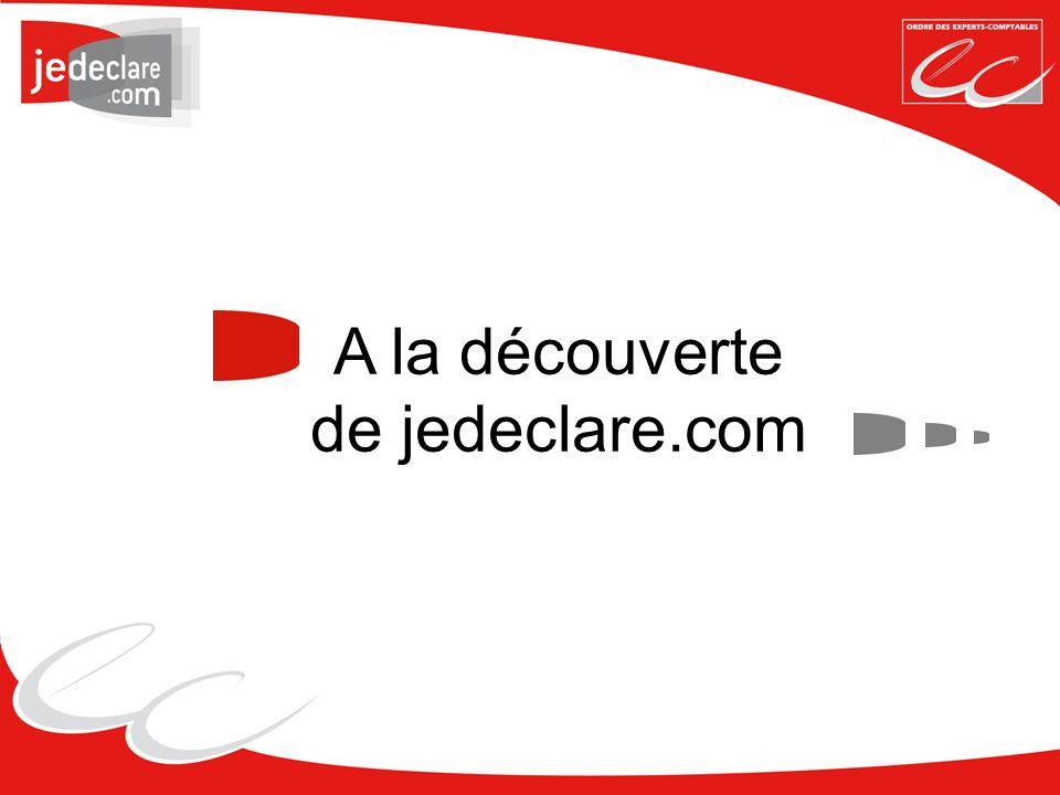 A la découverte de jedeclare.com