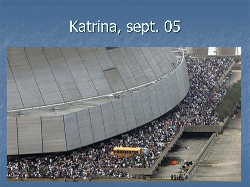 D.T. UE LCR 080645 Katrina, sept. 05