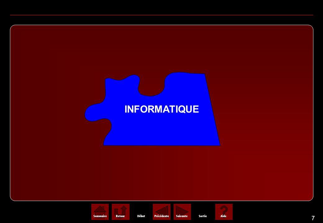 8 SommaireRetourSuivantePrécédenteAideSortieDébut GESTION PRODUCTION BERNARD L KONGS ACHATS APPROVISIONNEMENT