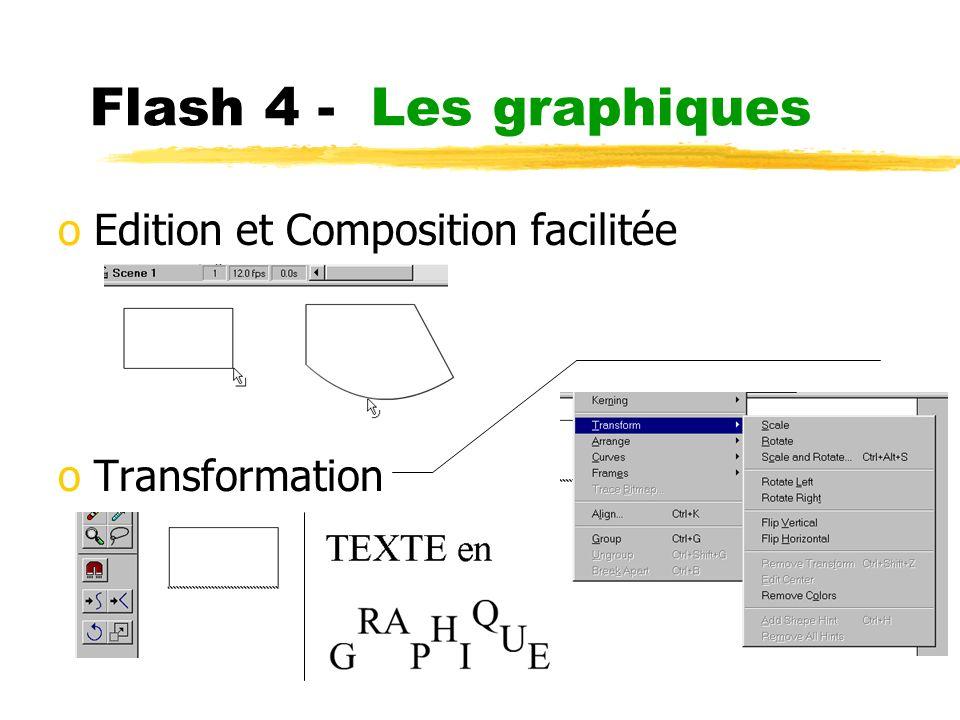 Flash 4 - Les graphiques oExercice No1 Définir le principe d une Eclipse solaire et inversement
