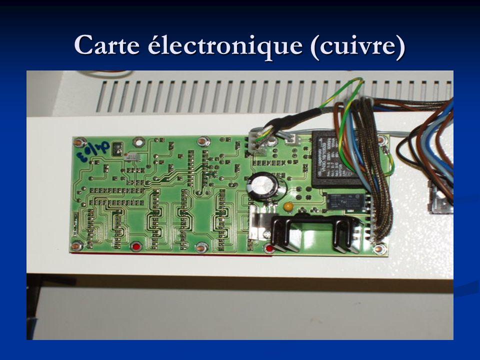 Carte électronique (cuivre)