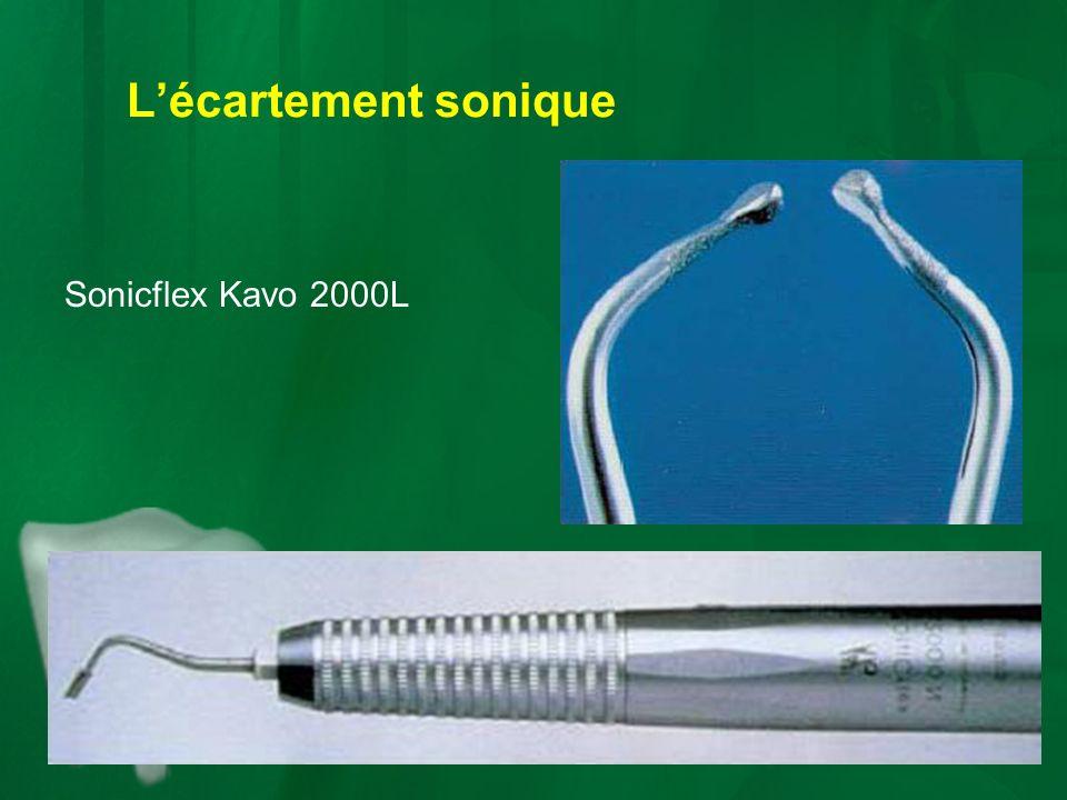 Lécartement sonique Sonicflex Kavo 2000L
