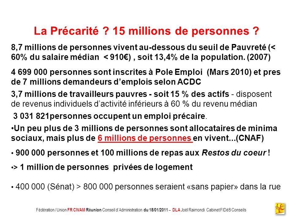 Association CADIFE : Quel Avenir ? - Restitution DLA du 18/05/2010 à Clermont lHérault - Joël Raimondi Cabinet FIDèS CONSEILS et Peter Ulrich La Préca