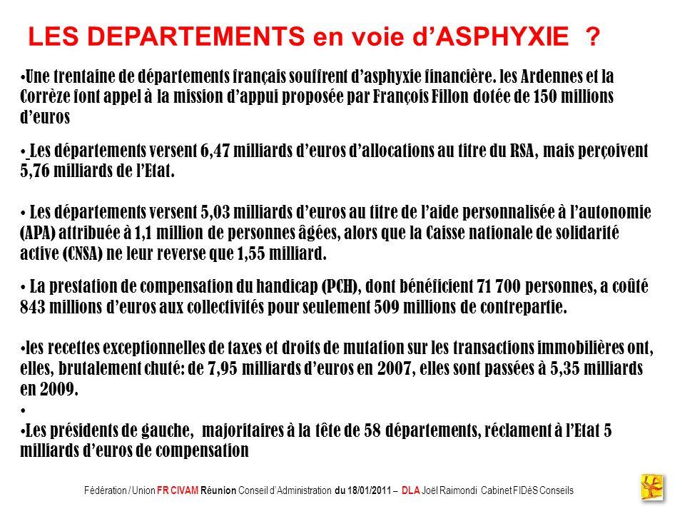 Association CADIFE : Quel Avenir ? - Restitution DLA du 18/05/2010 à Clermont lHérault - Joël Raimondi Cabinet FIDèS CONSEILS et Peter Ulrich LES DEPA