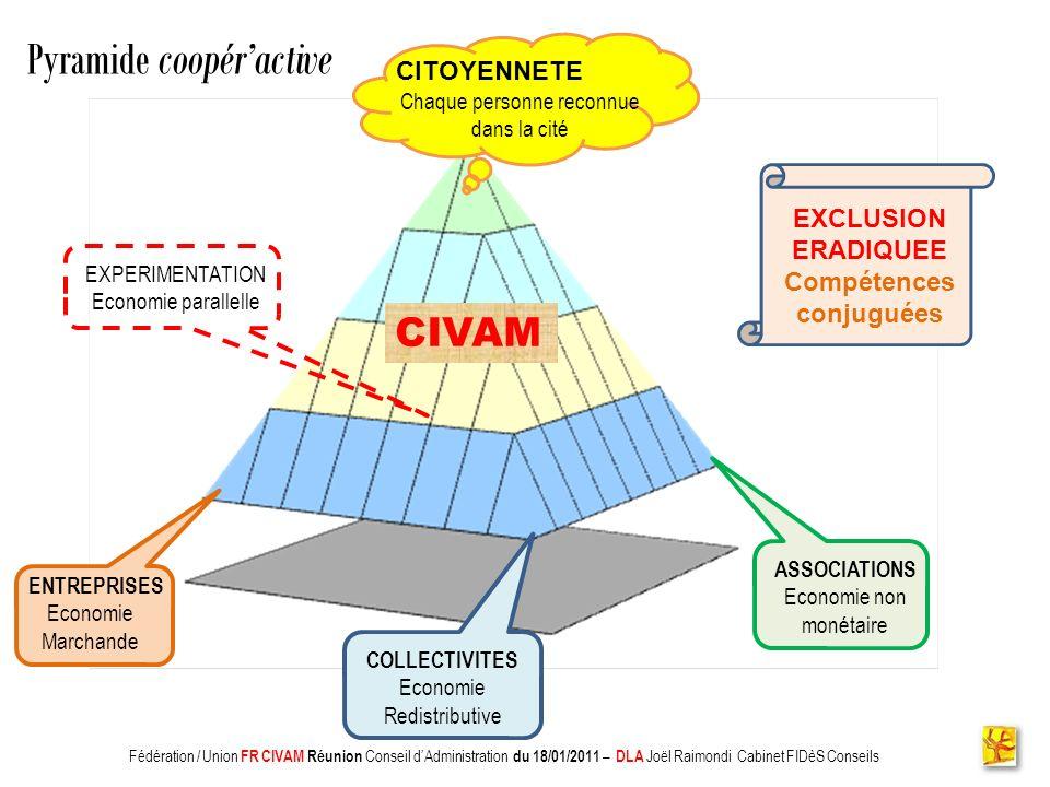 Association CADIFE : Quel Avenir ? - Restitution DLA du 18/05/2010 à Clermont lHérault - Joël Raimondi Cabinet FIDèS CONSEILS et Peter Ulrich ENTREPRI