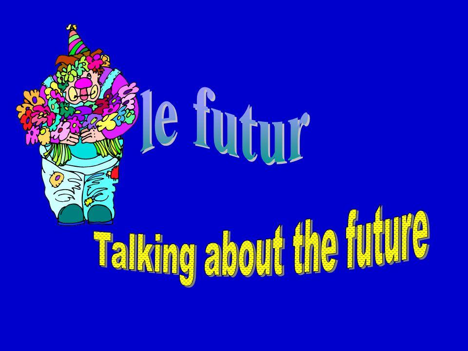 The future: will…..