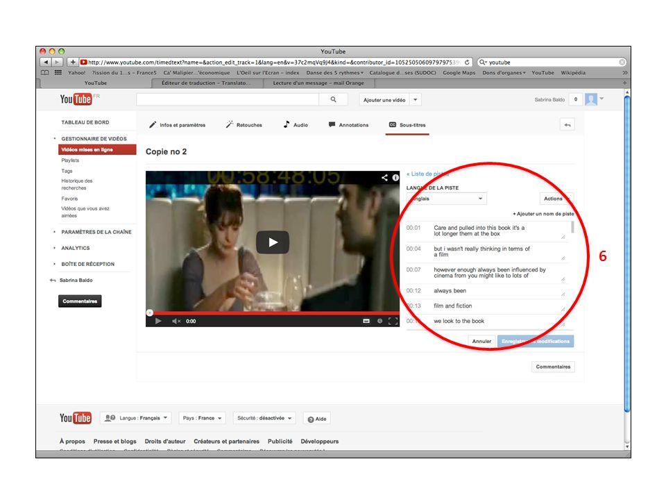 Google Voice + Google Translation : « Soyons fous .