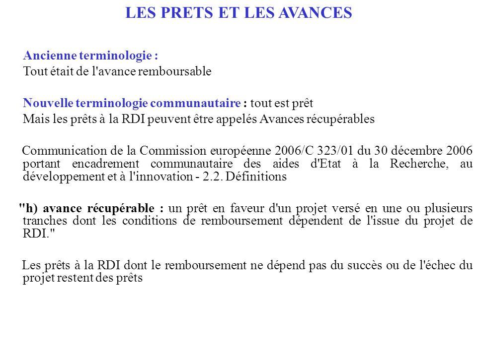 Lignes directrices AFR du 4 mars 2006 : 37.