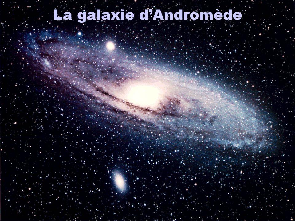 La galaxie dAndromède