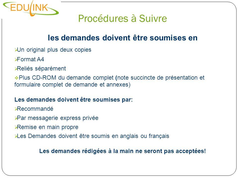 Renseignements EDULINK PMU (Foire aux questions) Call2012@acp-edulink.eu ACP Secretariat http://www.acp.int/ Site internet EDULINK http://www.acp-edulink.eu/