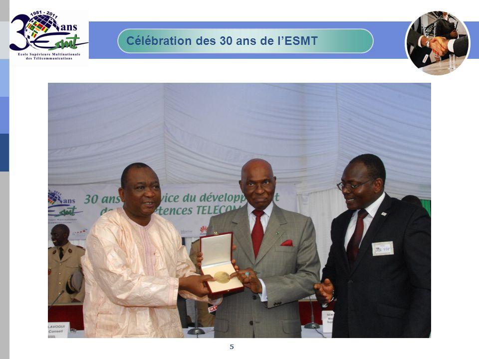 Célébration des 30 ans de lESMT Capacity Building Consulting 5