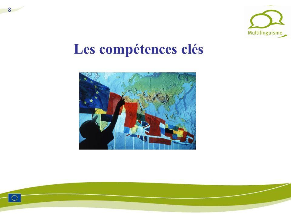8 Les compétences clés