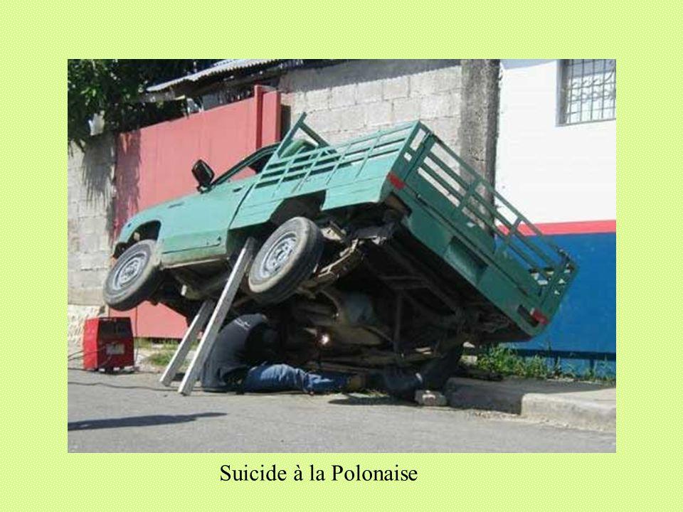 Suicide à la Polonaise