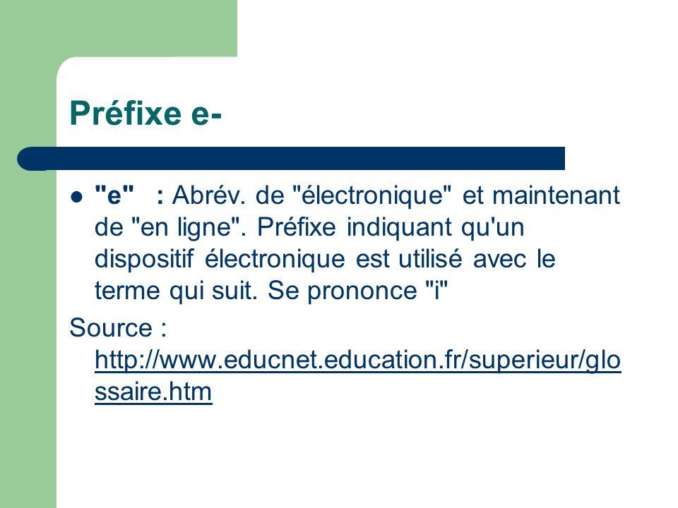Préfixe e-